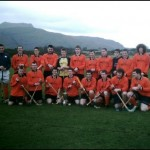 Na Leòdhasaich travelled in numbers in 2007 for the first Minch Cup