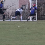 Kevin Kennedy scores against Skye Jan 2012