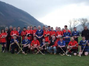 Lewis v Lochbroom Shinty