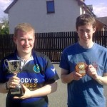 Scott Murray Conor Macdonald Shinty Lewis