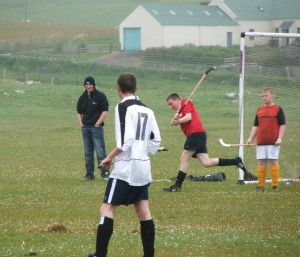 James Mackenzie Shinty Uist Lewis Conor