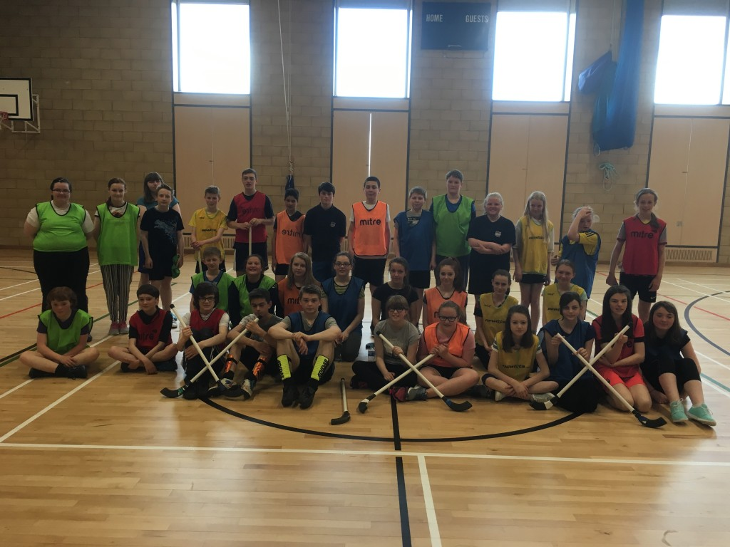 Harris S1&S2 Pupils Festival May 2016