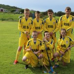 The youth teams often play as the Nicolson Institute or use their strips