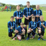 Youth strips sponsored by Lewis Wind Power