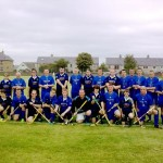Scots v Lewis shinty