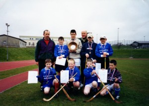 Lord of the Isles Shinty Lewis