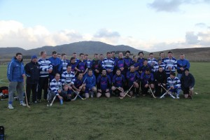 Scottish Champions Newtonmore visit Lewis 2012