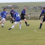 Leodhais v Lochcarron Shinty 2011
