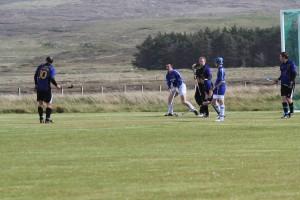 Lewis Defence v Lochcarron Shinty