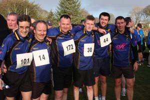 5K Men's Cancer Run
